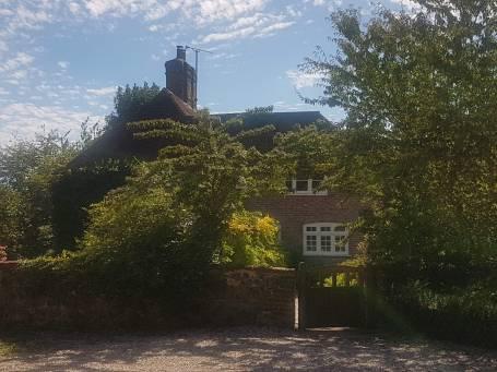 Conrad House near Hythe